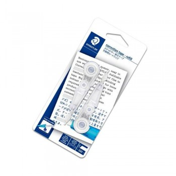 Staedtler Correction Tape Refill (5mm X 6m) (2 pieces per set)