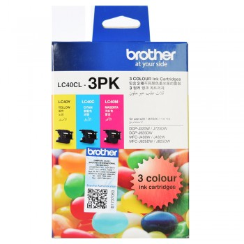 Brother LC-40 Color Value Pack