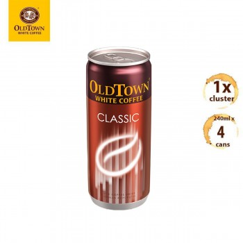 OLDTOWN White Coffee Classic RTD Can Drink (240ml x 1 can)