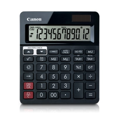 Canon AS-288R AutoCheck Calculator 12Digit