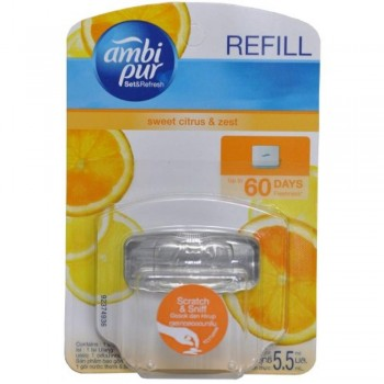 Ambi Pur Set & Refresh Refill - Sweet Citrus & Zest