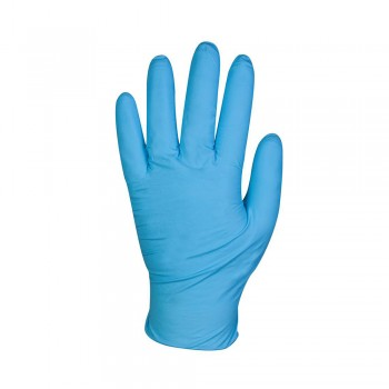 Kleenguard G10 Flex Blue Nitrile Gloves - L x 100pcs