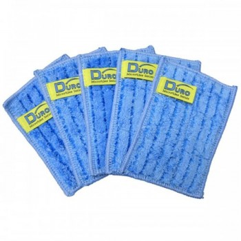 Double Sided Microfiber Scrub Pad - DSSP-7081 (5 pcs)