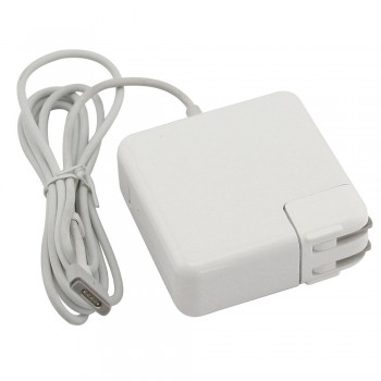 Apple Original AC Adapter Charger - 60W, 16.5V, 3.65A, 5 PIN for Apple Macbook Pro Series (APPLE-A1184)