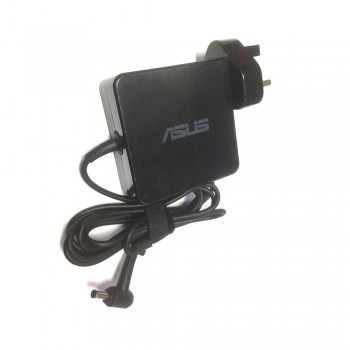 Asus Original AC Adapter Charger - 65W, 19V, 3.42A, F4, 4.5x3.0mm for Asus Zenbook U Series (ADP-65AW A)