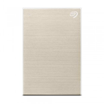 Seagate Backup Plus Portable Drive (NEW) - Gold, 1TB