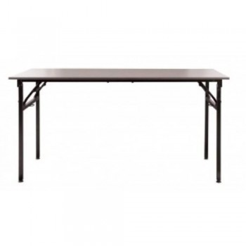 Foldable Table  FT24 - 600W x 1200L x 16H mm (Item No: G05-25) A8R1B18
