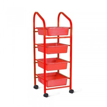 WP-B4 DEXI Trolley Red (Item No : G05-288)