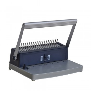 SUPU CB280 Manual Plastic Punching & Binding Machine