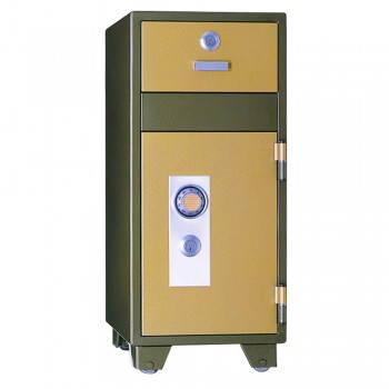UCHIDA Night Deposit Safe Box 85kg