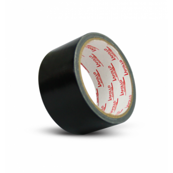 APOLLO Premium Binding/Cloth Tape Black- 24mm x 6yards