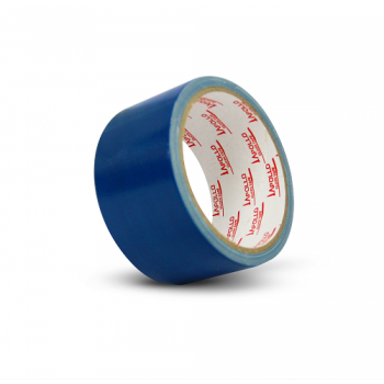 APOLLO Premium Binding/Cloth Tape Blue - 24mm x 6yards