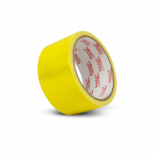 APOLLO Premium Binding/Cloth Tape Yellow - 48mm x 6yards