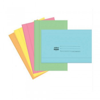 Mixed Color Pocket File 230gsm 144pcs/box