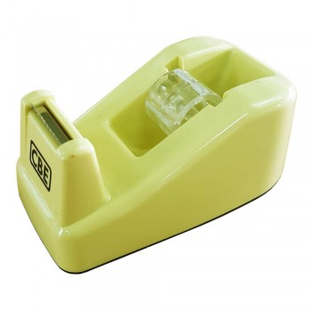 CBE 601 Tape Dispenser (Small) - Yellow (Item No: B10-127Y) A1R3B112