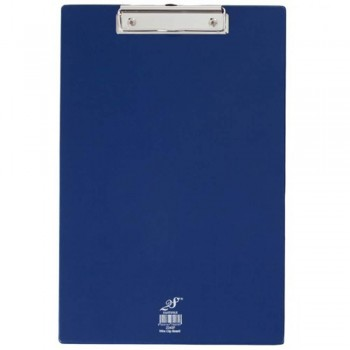 EAST FILE PVC WIRE CLIPBOARD-BLUE-2340F (Item No: B11-27 BL)