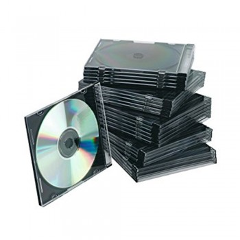 CD-Case Slim/1pcs