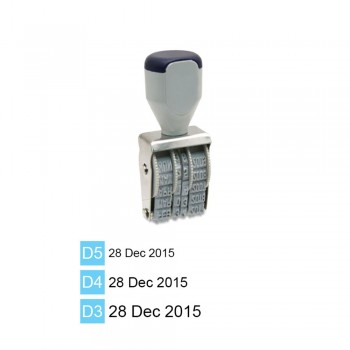 Date Stamp (4mm)
