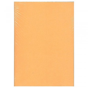 Binding Cover Paper Orange - 230gsm, 100sheets